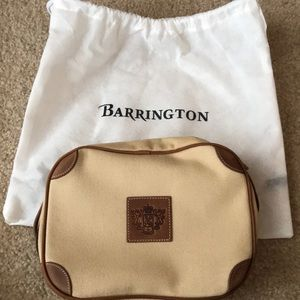 BRAND NEW Barrington Toiletry bag